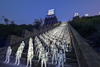 Star Wars: The Force Awakens at The Great Wall of China