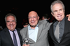 Jim Gianopulos, Arnon Milchan, Warren Beatty