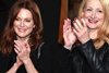 Julianne Moore and Patricia Clarkson