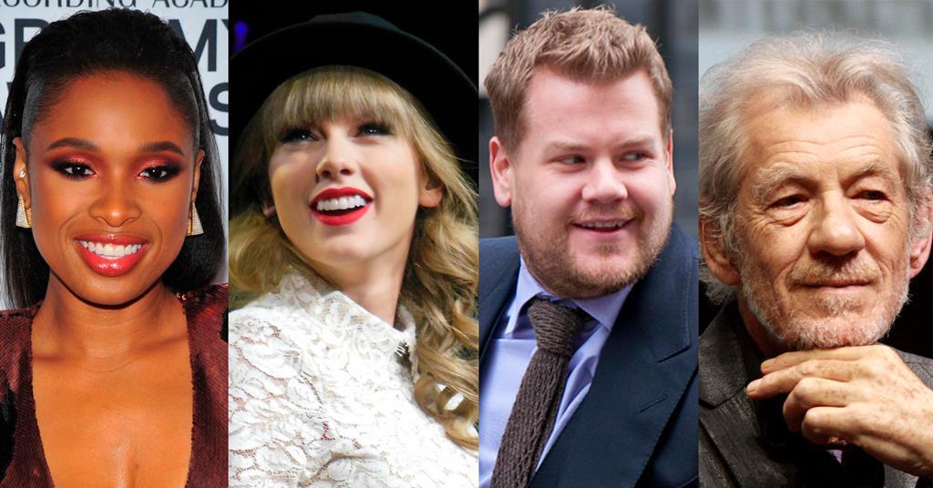 Jennifer Hudson, Taylor Swift, James Corden, Ian McKellen to star ...
