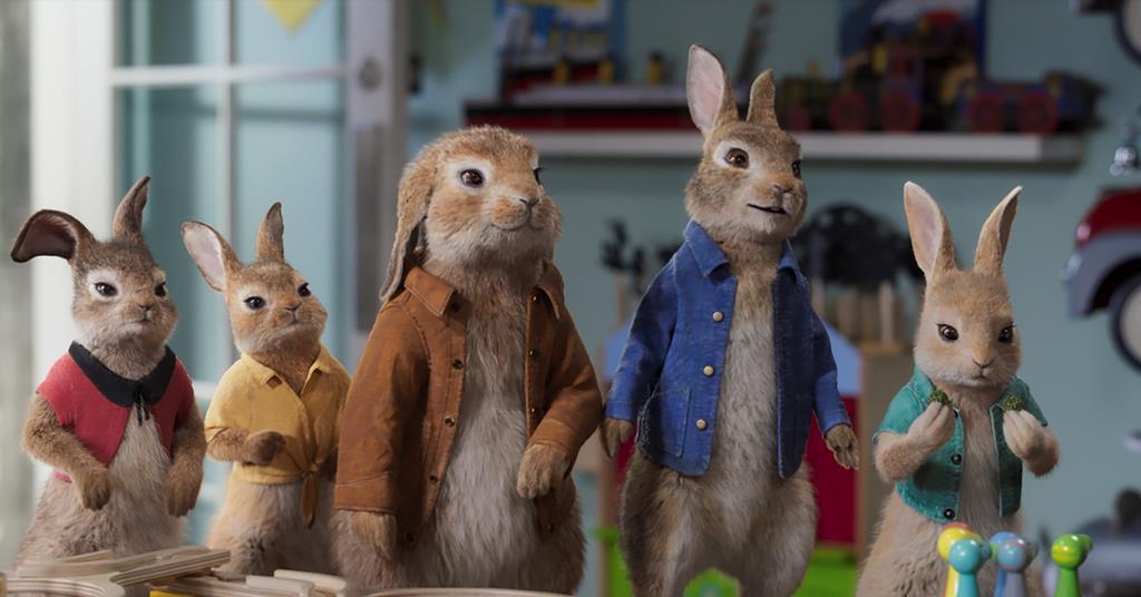 Peter Rabbit 2: The Runaway': Review | Reviews | Screen