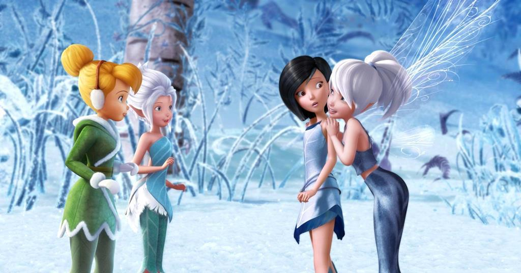 Tinkerbell and the Secret of the Wings    Reviews    screen
