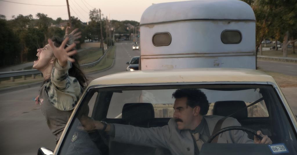 Borat Subsequent Moviefilm': Review | Reviews | Screen