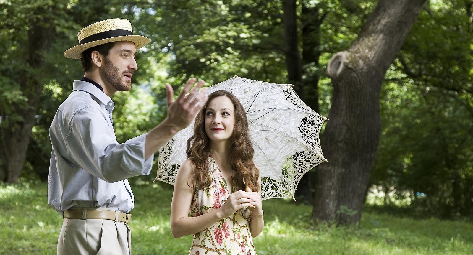 Anastasia Dumitrescu miss christina | reviews | screen