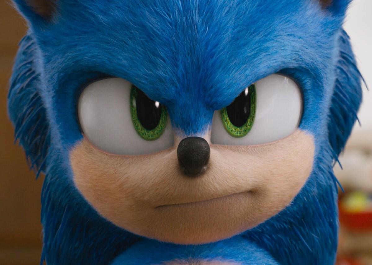 Sonic The Hedgehog Review Reviews Screen