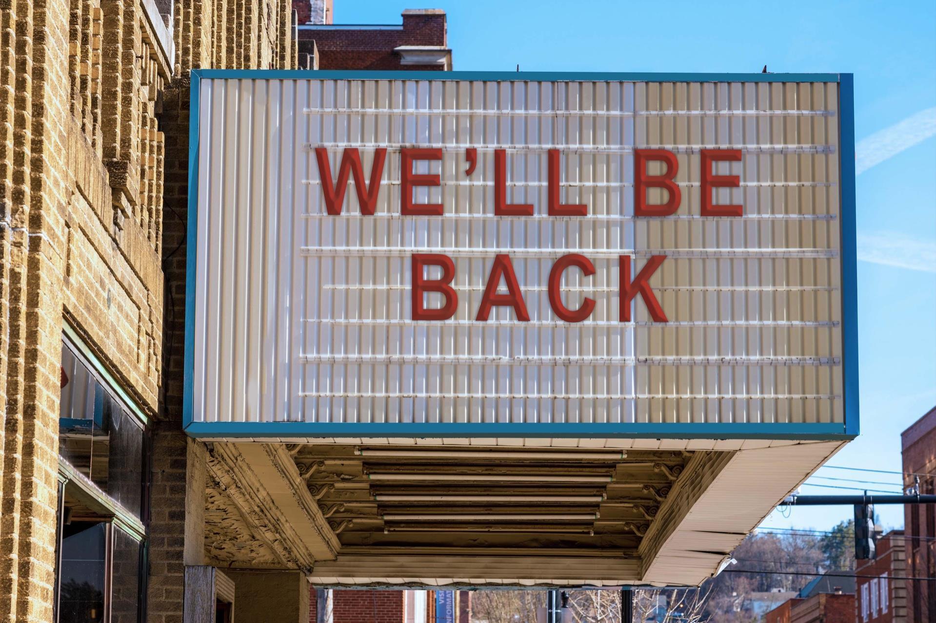 Cinema Reopening Dates Around The World Latest Updates News Screen