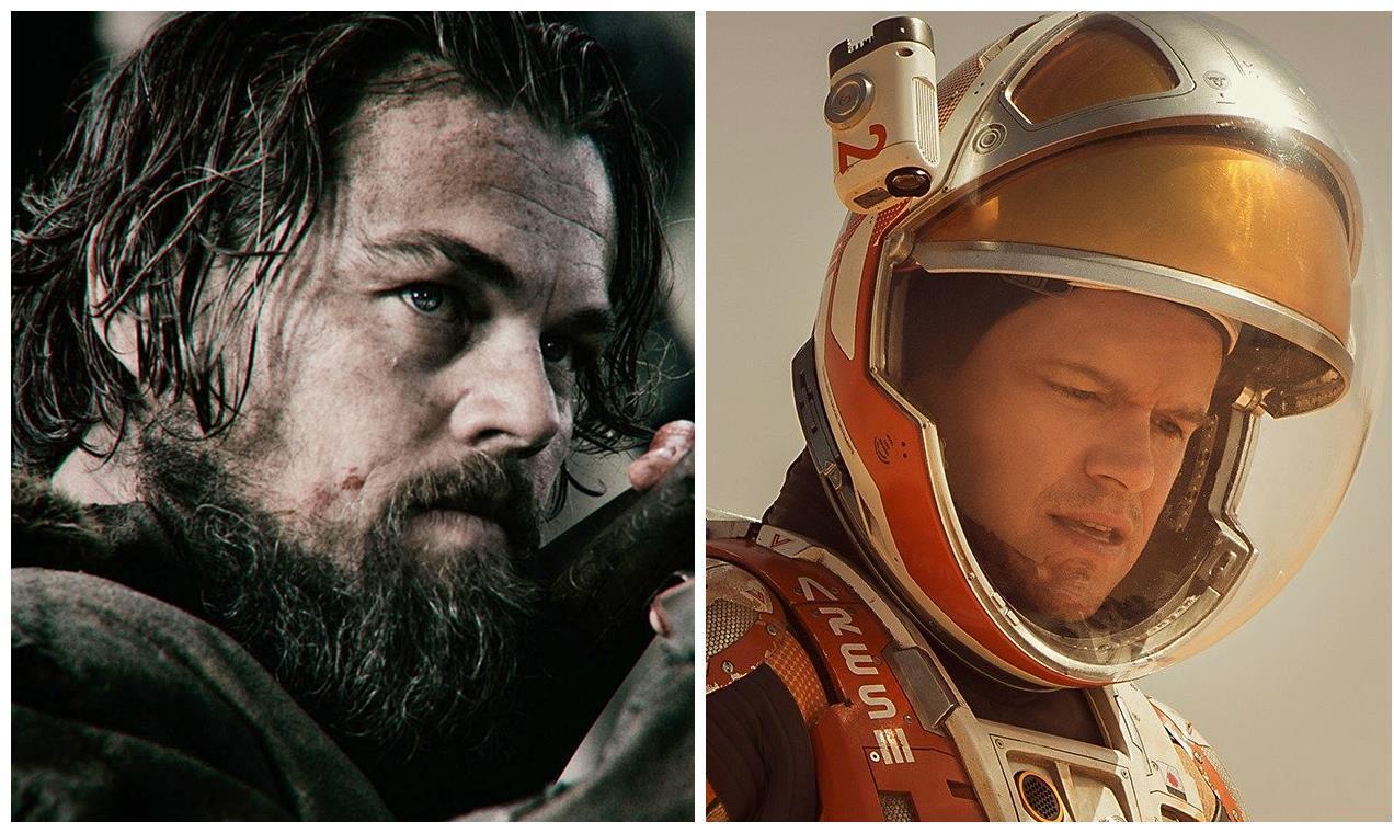 The Revenant', 'The Martian' win top Golden Globes | News