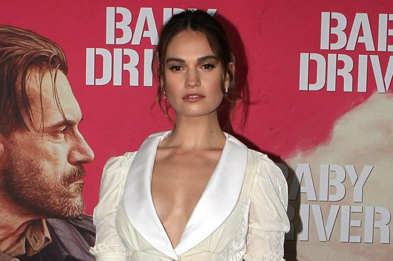 Lily James To Star In Phillip Noyce S True Crime Romance Peggy Jo For Hanway News Screen