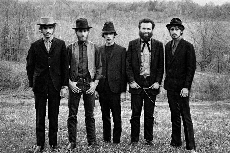 Once Were Brothers: Robbie Robertson And The Band': Toronto