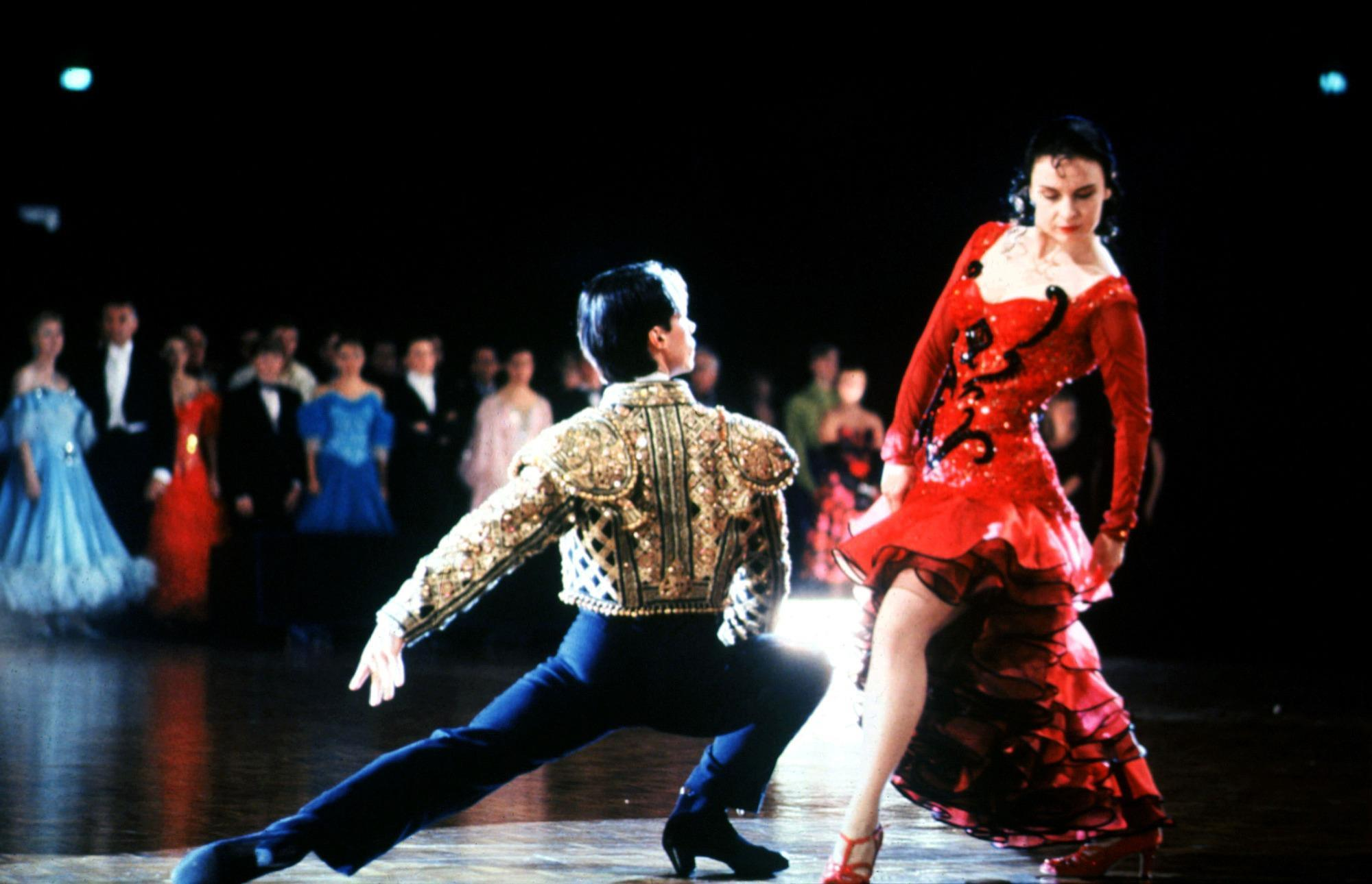 strictly ballroom 3 essay