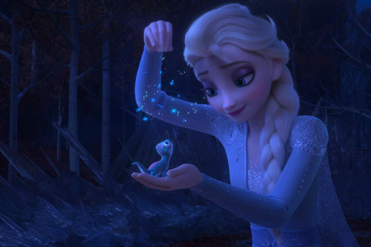 Image result for Frozen 2 breaks global box office record with $350m
