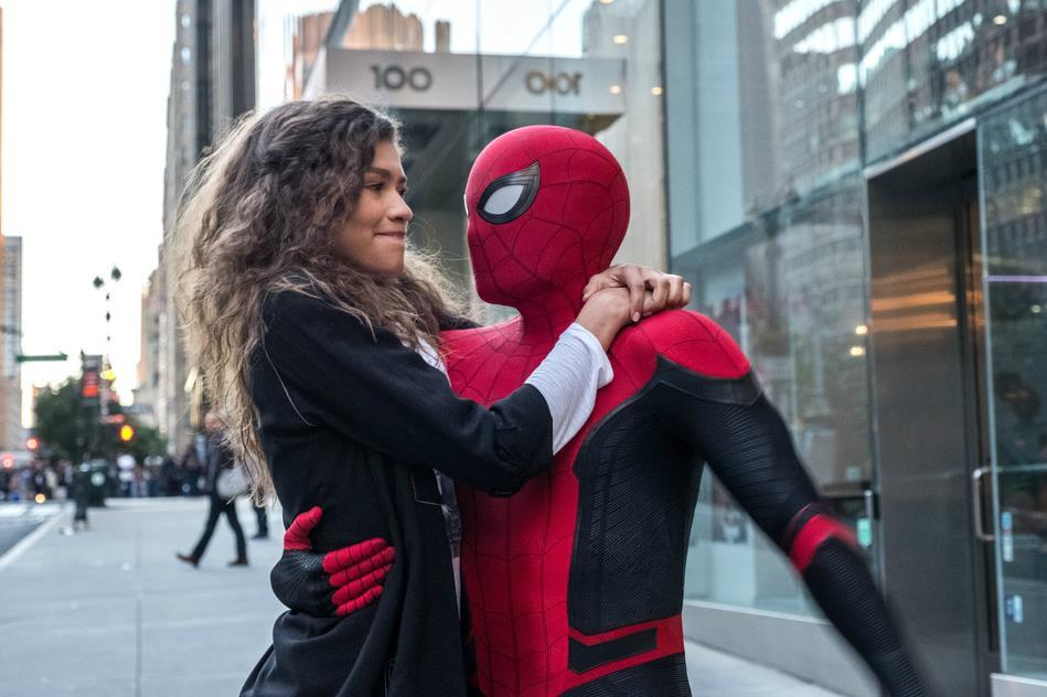 Zerchoo Film - 'Spider-Man: Far From Home' swings to $111m