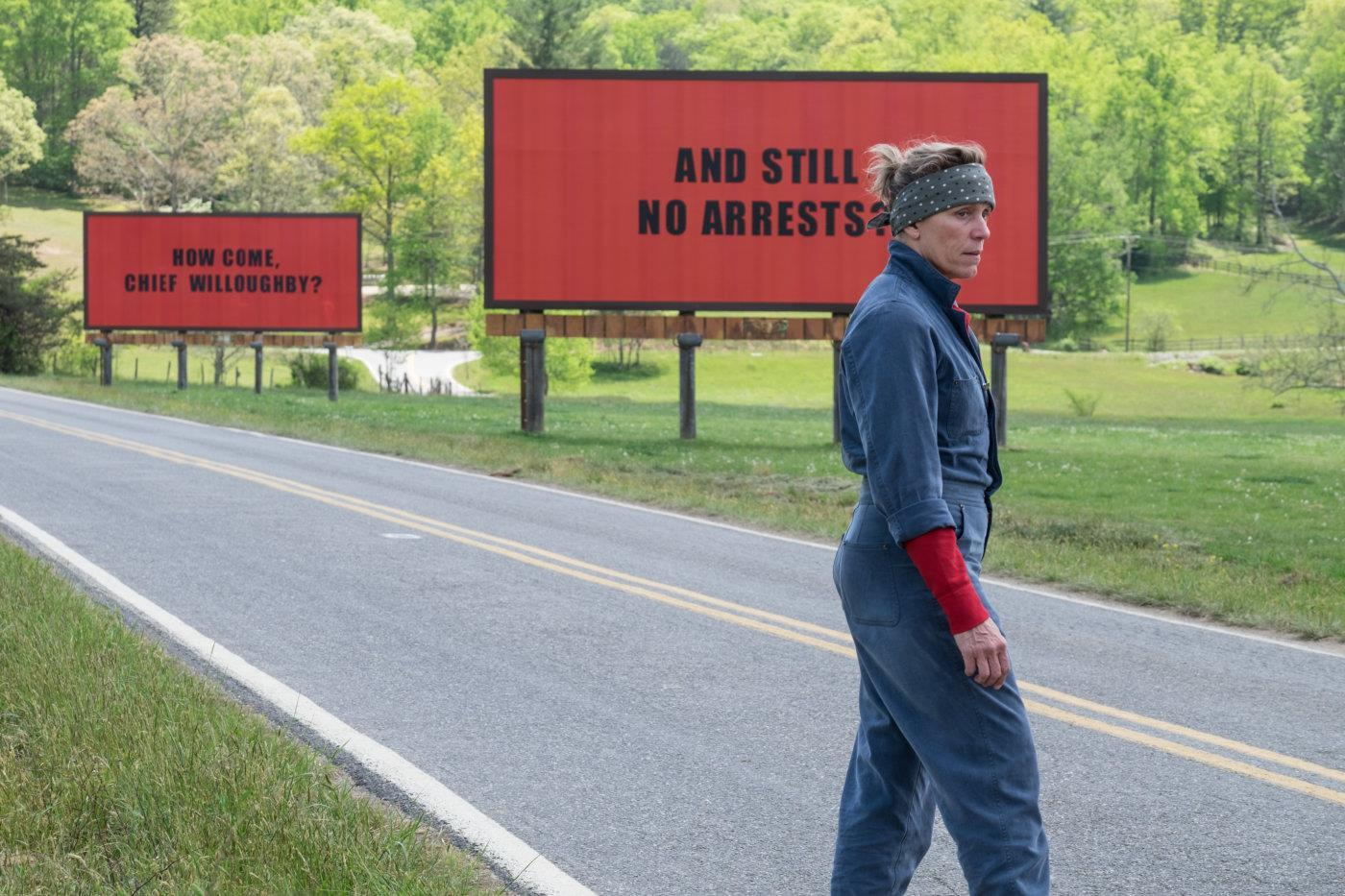 The story behind three billboards production company blueprint the story behind three billboards production company blueprint pictures features screen malvernweather Images