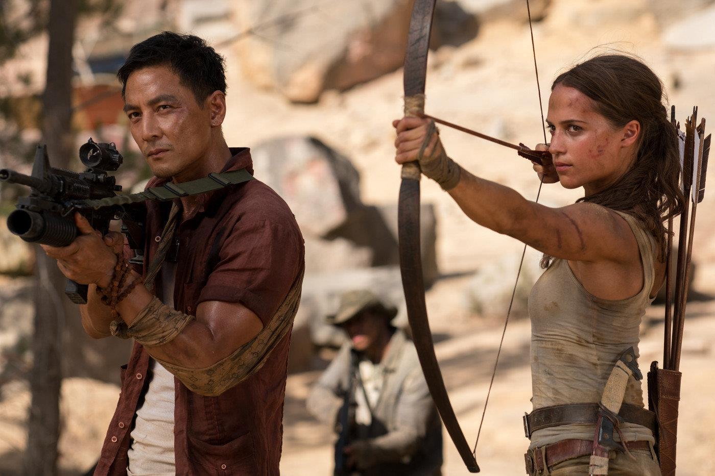 Tomb Raider Review Reviews Screen