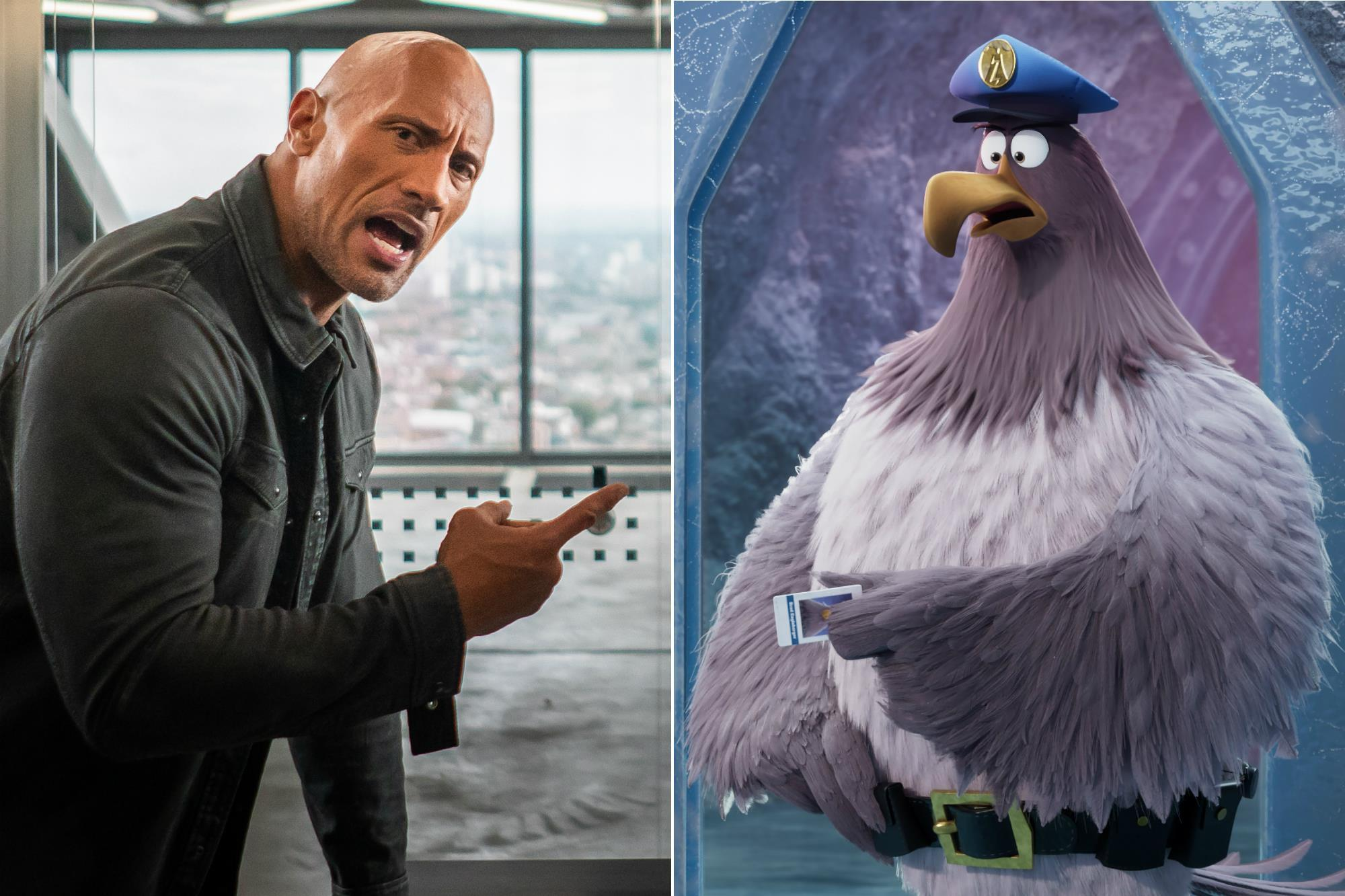 Uk Box Office Preview Fast Furious Hobbs Shaw Angry