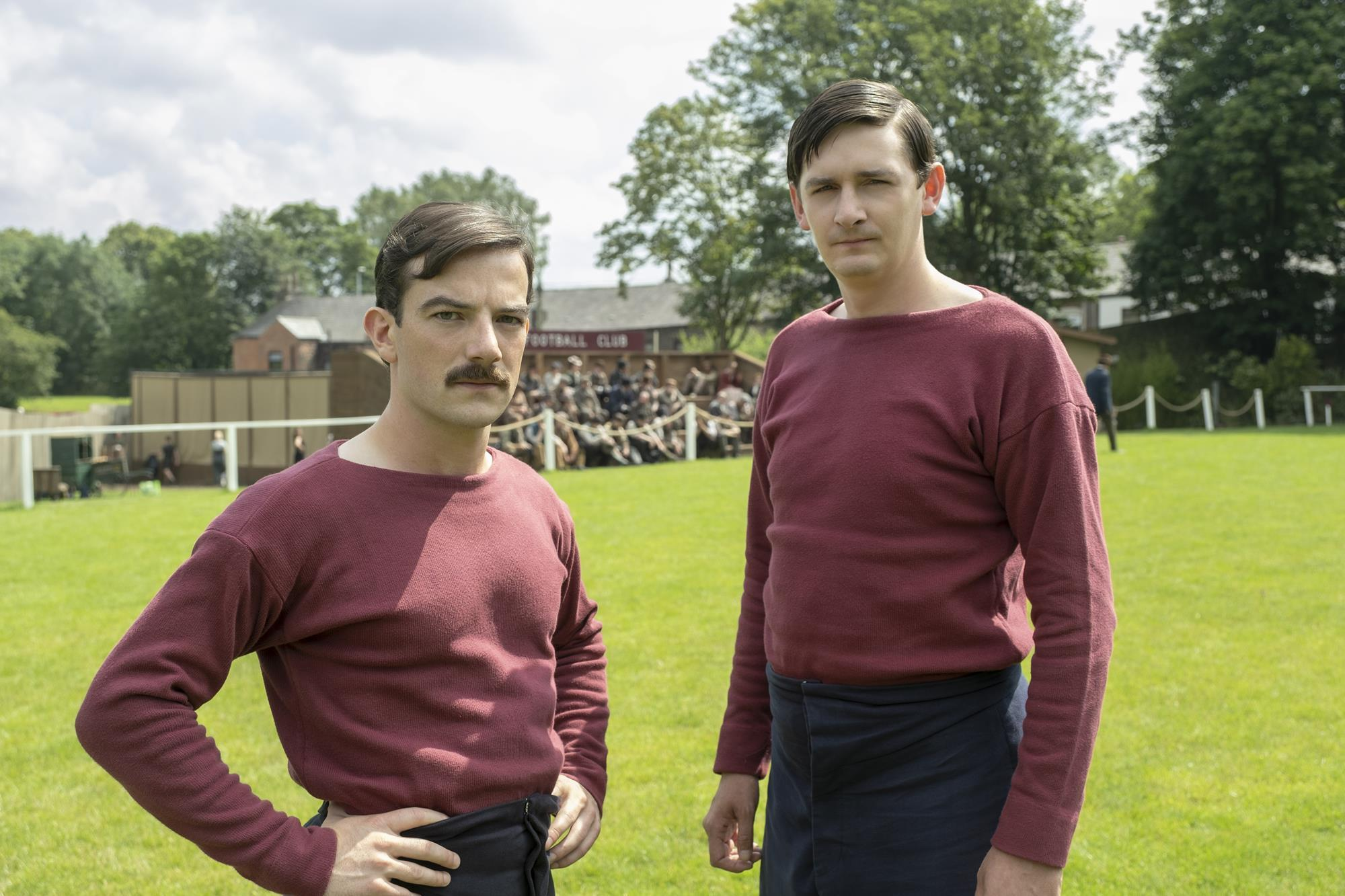 The English Game': TV Review | Reviews | Screen