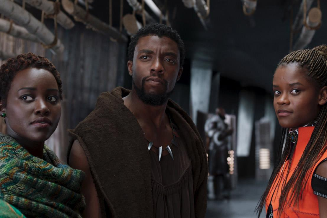 What Does Black Panther Mean For Diversity In Hollywood Long Room