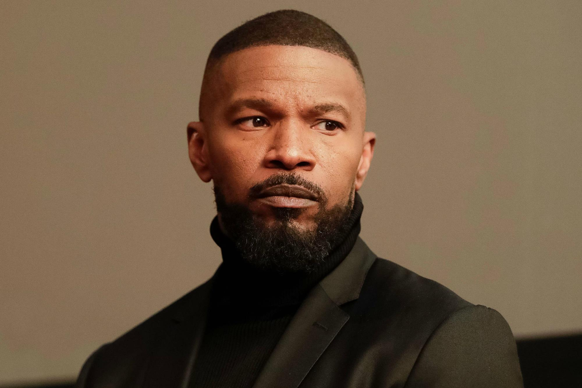 How Jamie Foxx drew on lessons from Michael Mann for death row ...