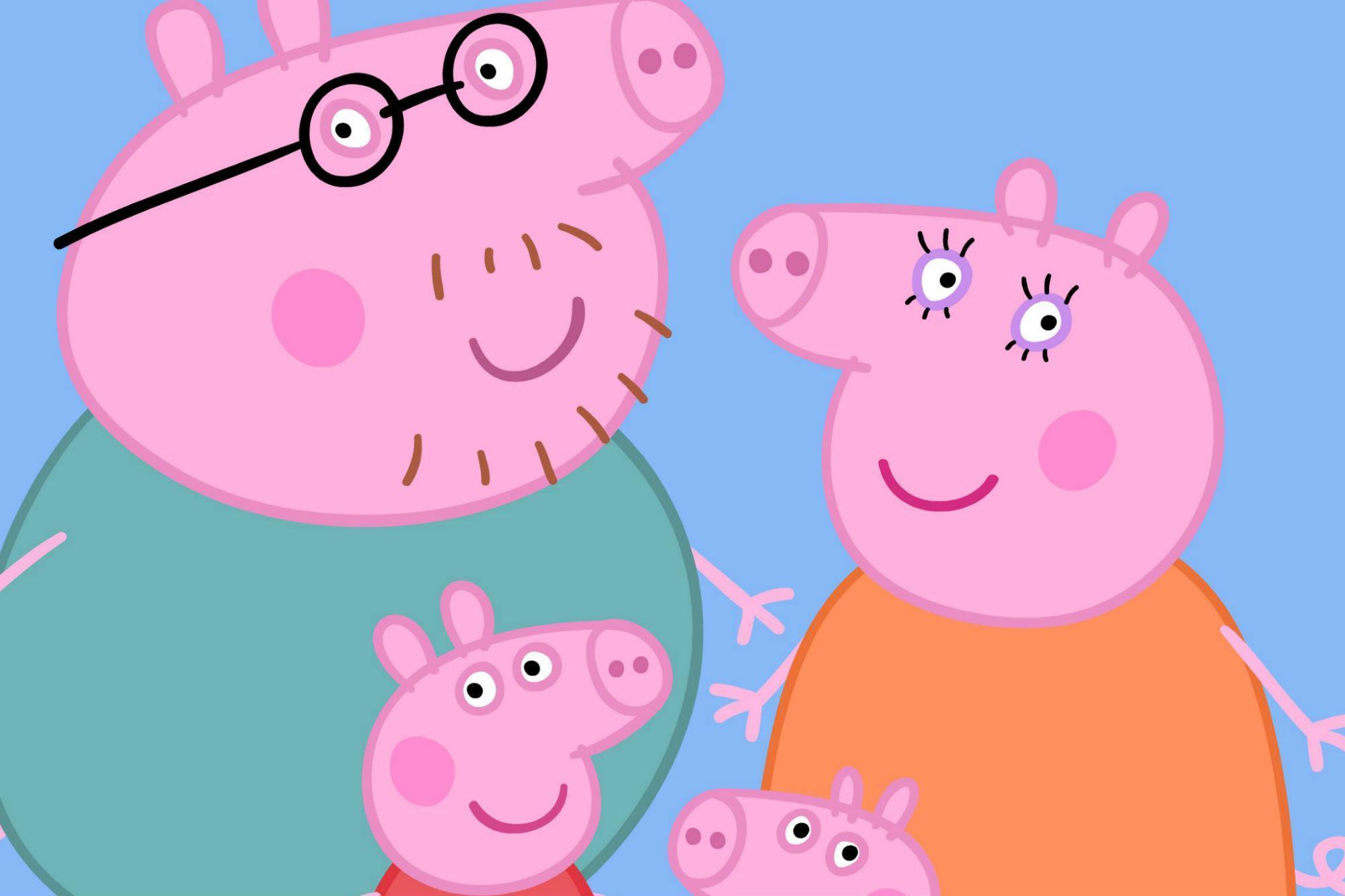 eOne, Alibaba's Peppa Pig movie sets China release date | News | Screen