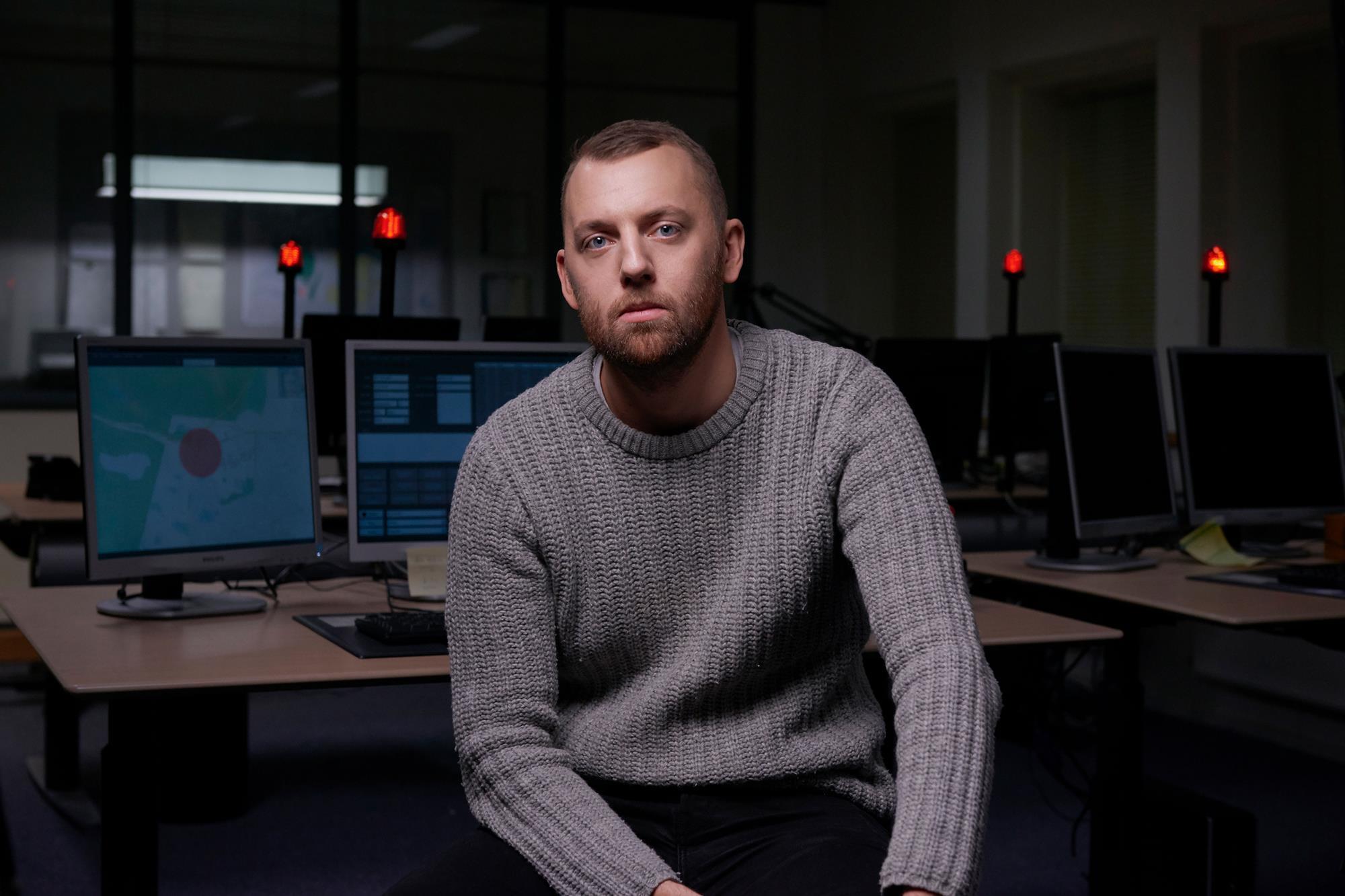 Gustav Moller Talks Sundance Prize Winner The Guilty Features Screen