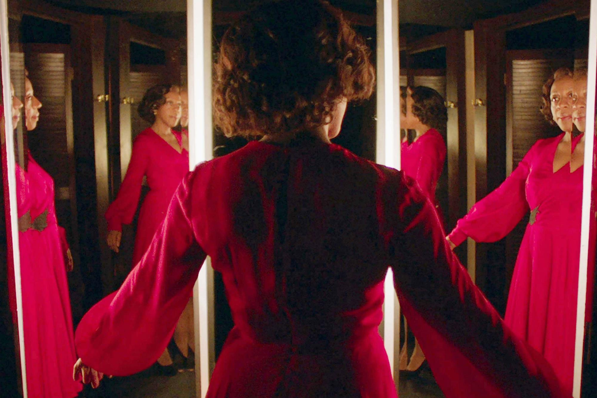 Peter Strickland's 'In Fabric' set report: