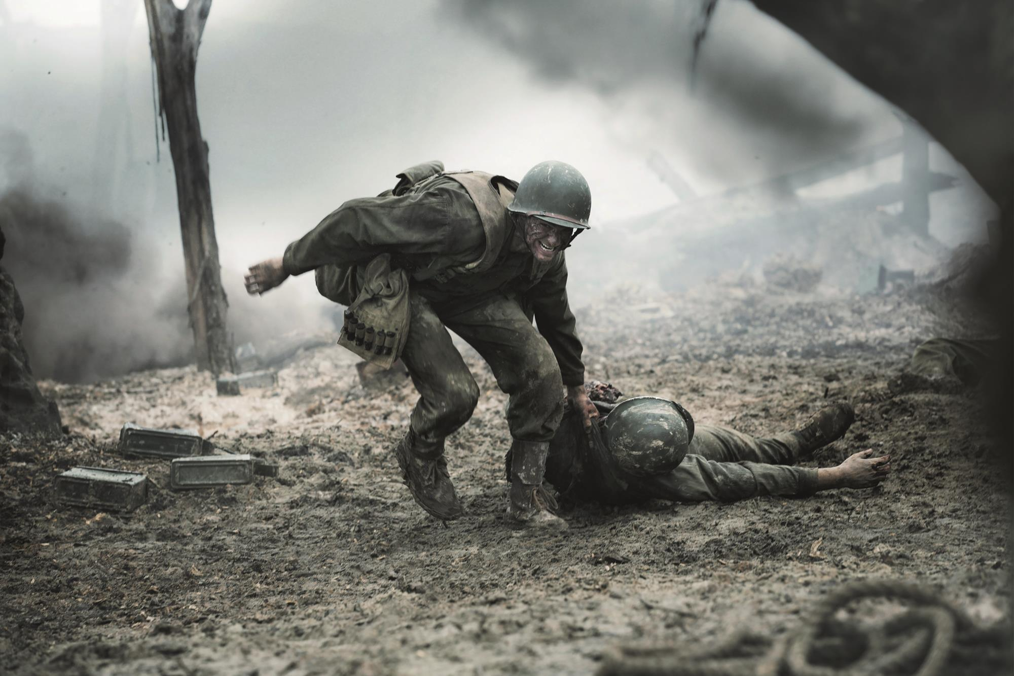 Robert Schenkkan on why 'Hacksaw Ridge' hero is antithesis of Donald Trump | Features | Screen