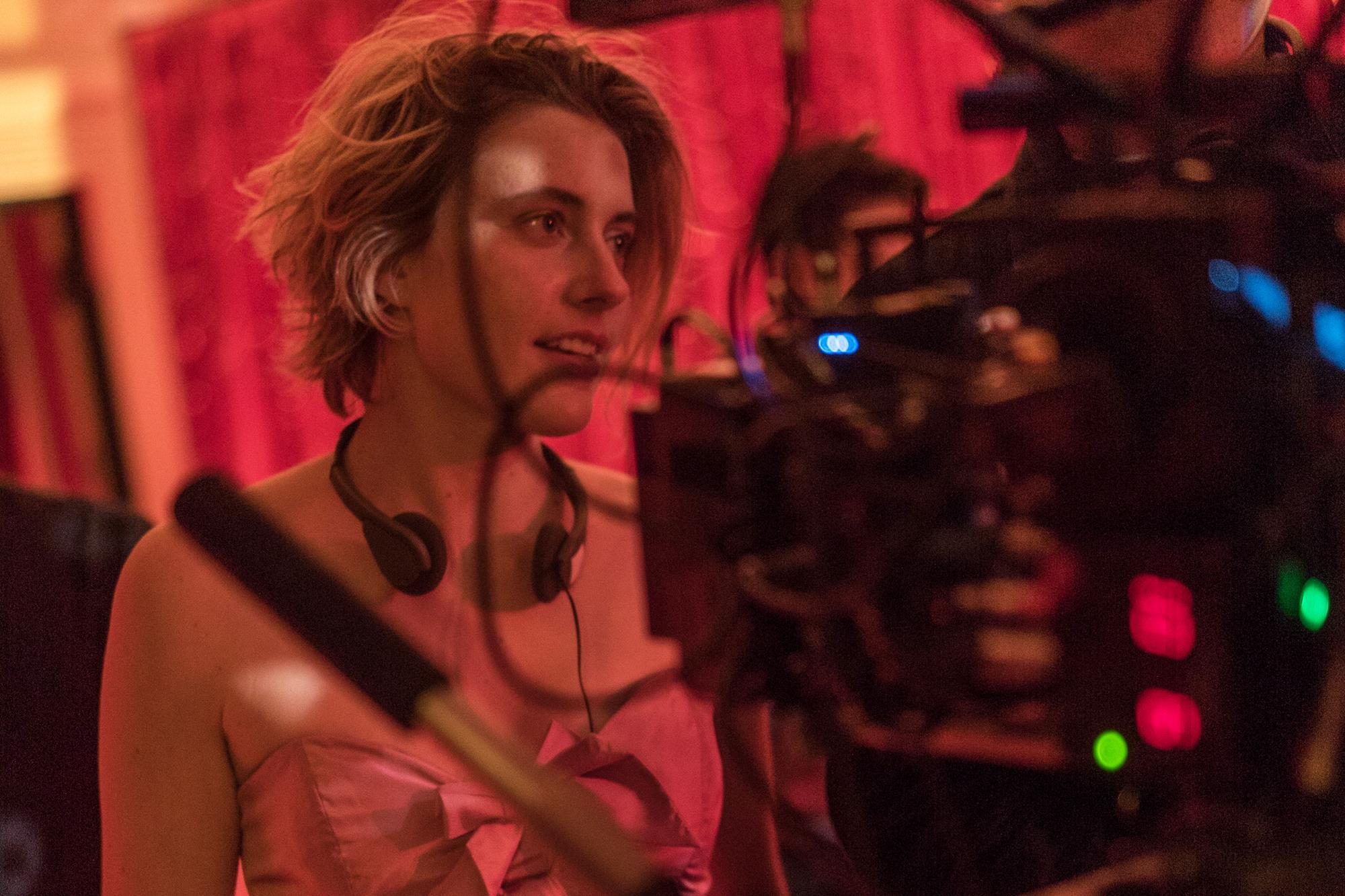 Greta Gerwig on the story behind her directing debut 'Lady Bird ...