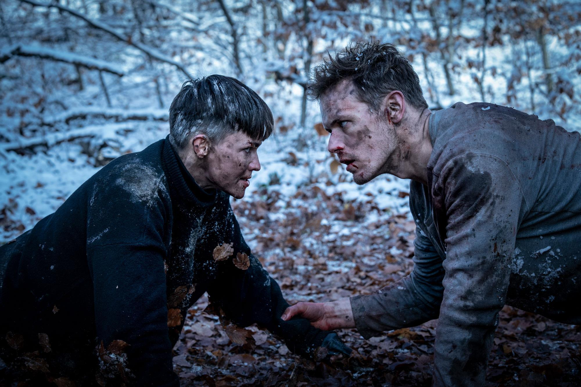 Sam Heughan, Ruby Rose, Andy Serkis wrap Andy McNab thriller 'SAS