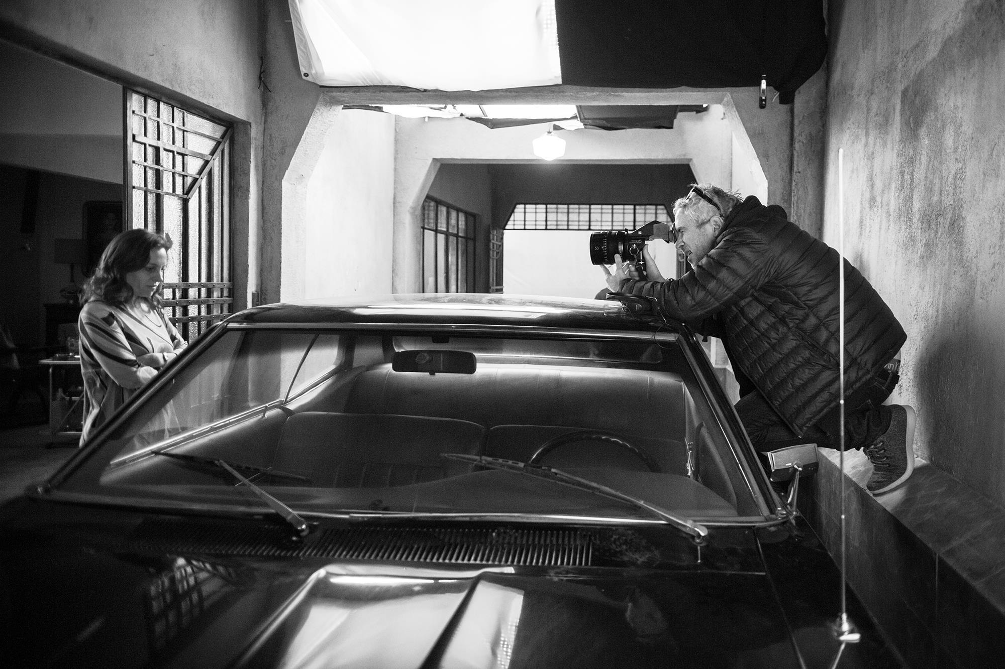 Why Alfonso Cuaron teamed up with Netflix on 'ROMA' | Features | Screen