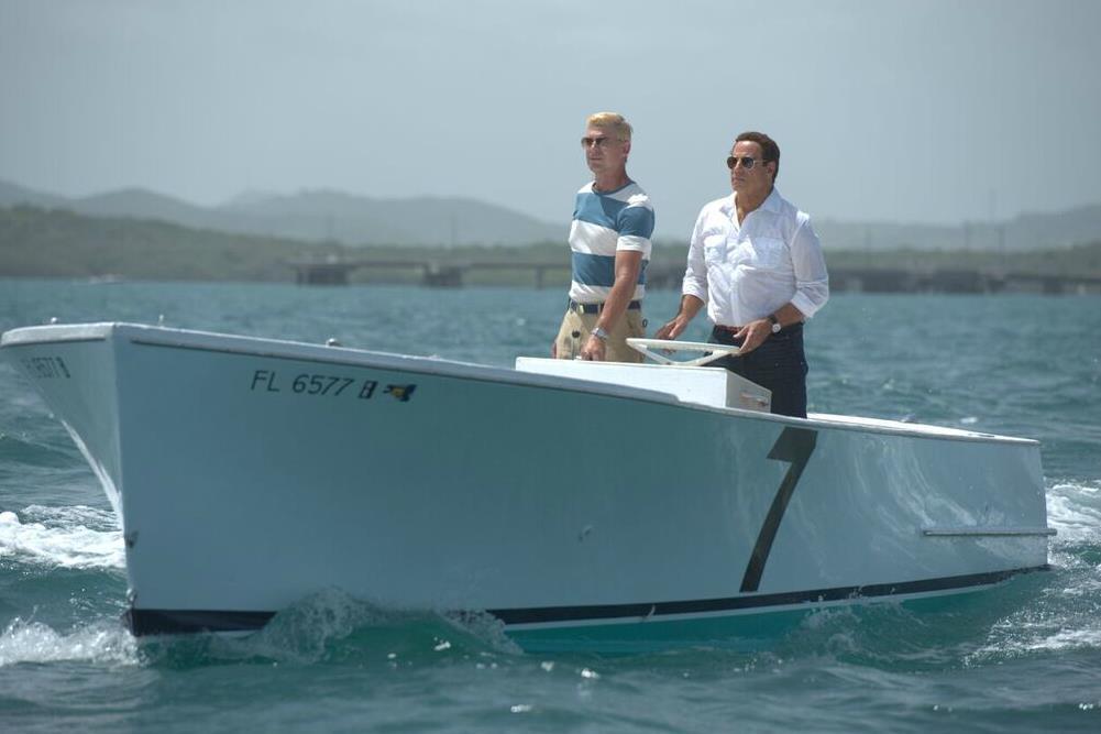 First Look Trailer John Travolta In Speedboat Drama Speed Kills Exclusive News Screen