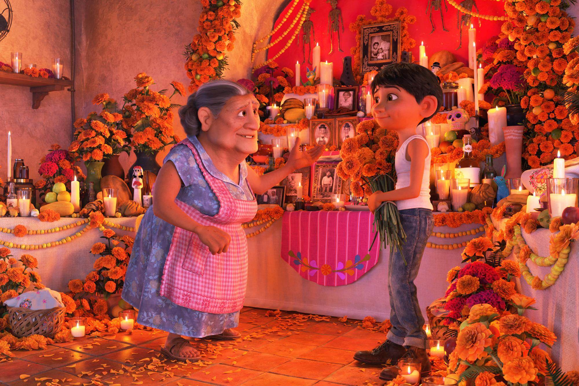 Coco out of sight at international box office on 6m session