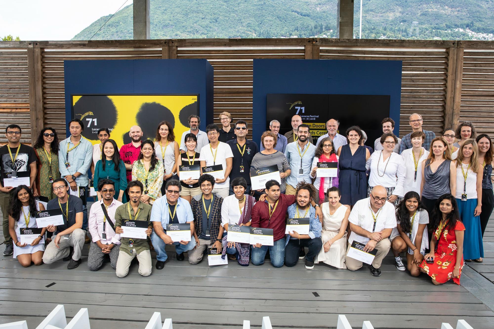 Locarno 2018 reveals winners of Open Doors prizes   News