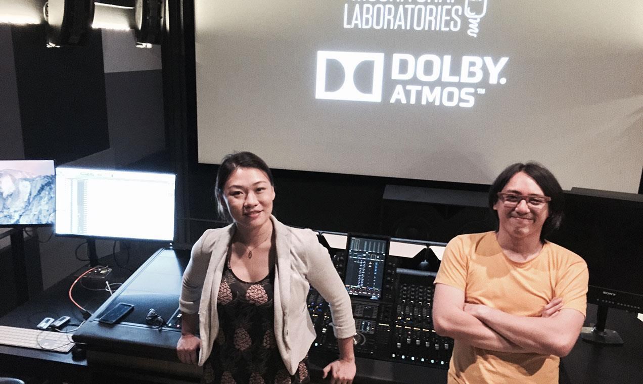 Dolby Laboratories Picture