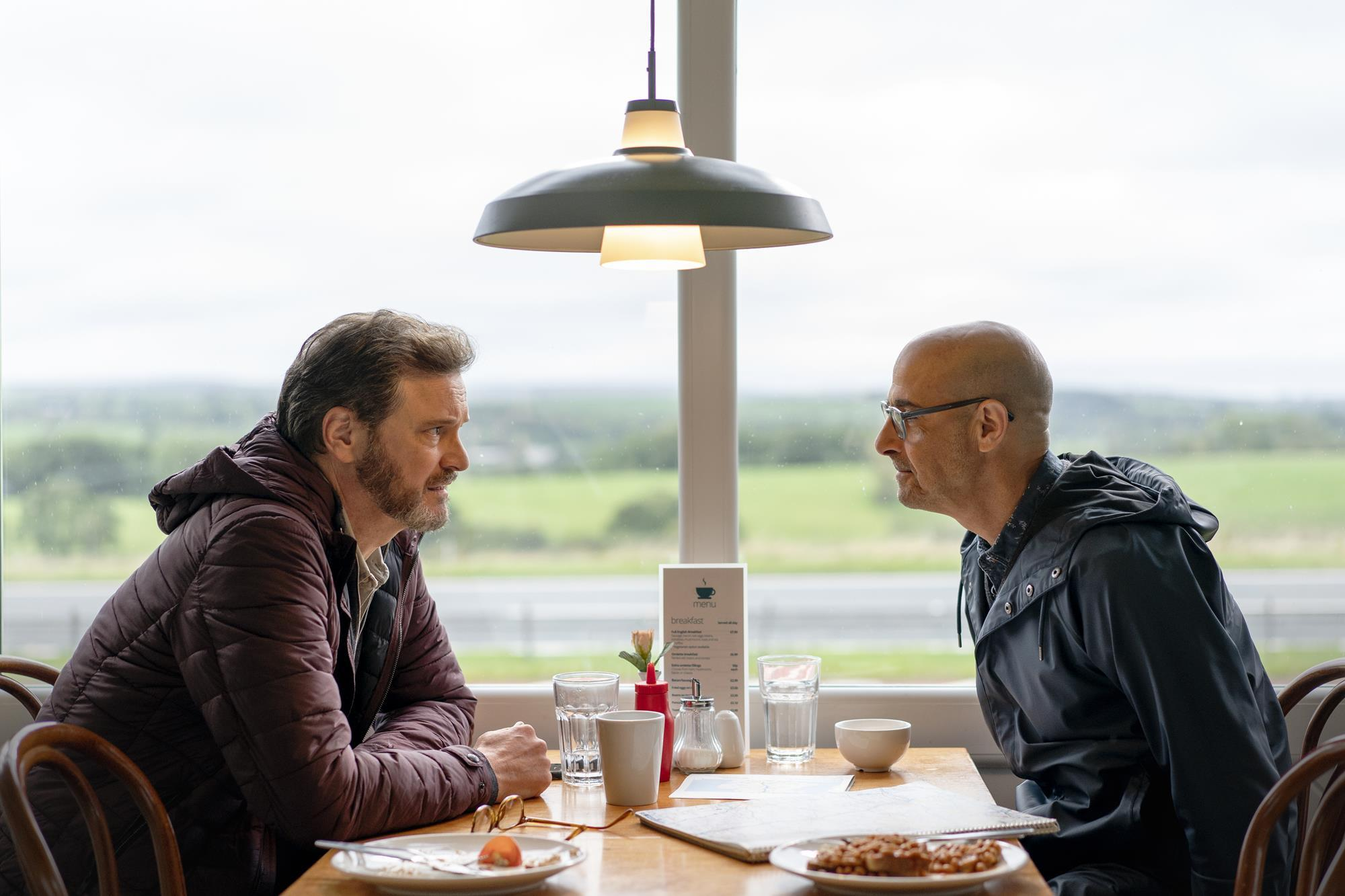 Supernova' director Harry Macqueen on making his Colin Firth-Stanley Tucci  love story | Features | Screen