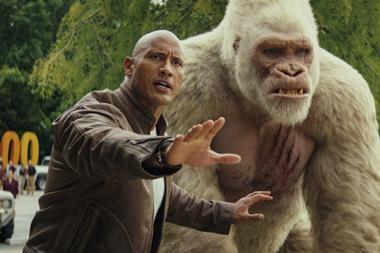 rampage new warner bros ent
