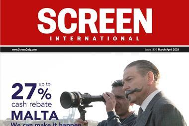 screen march april 2018