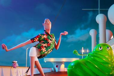 Hotel Transylvania 3 Summer Vacation pic 2