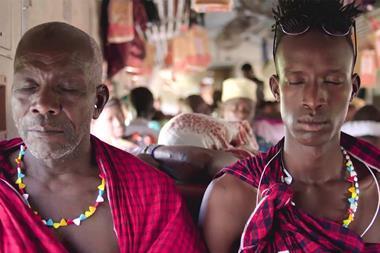 Tanzania transit