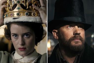 the crown taboo c netflix bbc1