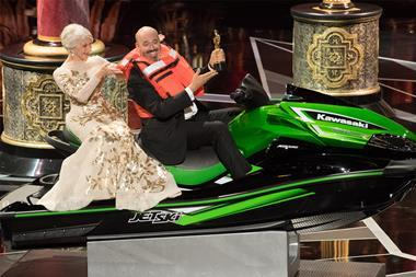 helen mirren mark bridges jet ski valerie durrant ampas