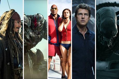 Summer box office big