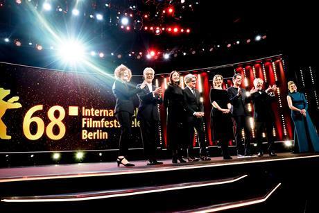 Berlin 2018 richard huber