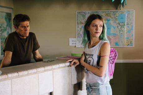 The florida project a24