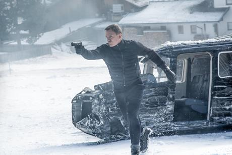 spectre sony pictures international