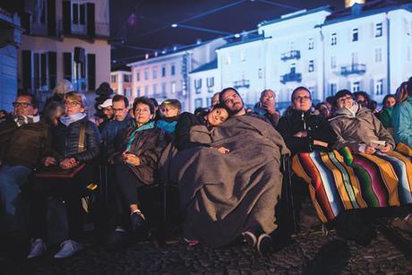 Piazza Grande - © Locarno Festival, Gabriele Putzu 1