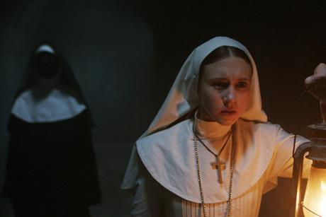 The Nun Warner Bros