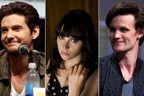 Stars of Tomorrow 2007 - Ben Barnes, Felicity Jones, Matt Smith