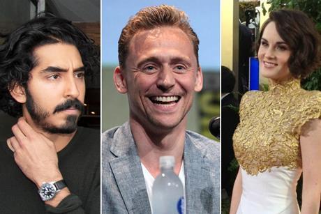 Stars of Tomorrow 2008 - Dev Patel, Tom Hiddleston, Michelle Dockery