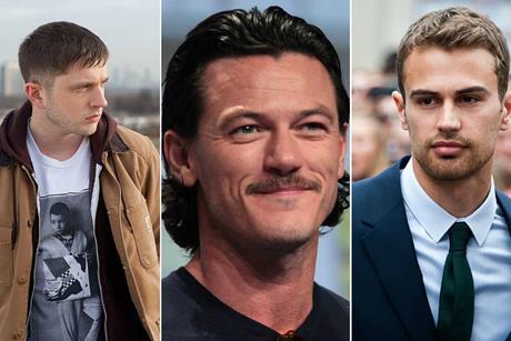 Stars of Tomorrow - Ben Drew, Luke Evans, Theo James