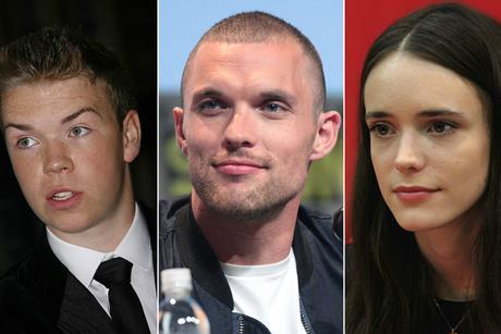 Stars of Tomorrow 2013 - Will Poulter, Ed Skrein, Stacy Martin